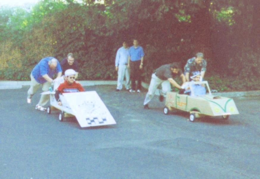 Car Building Racing Games