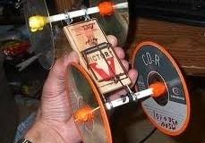Mousetrap-car
