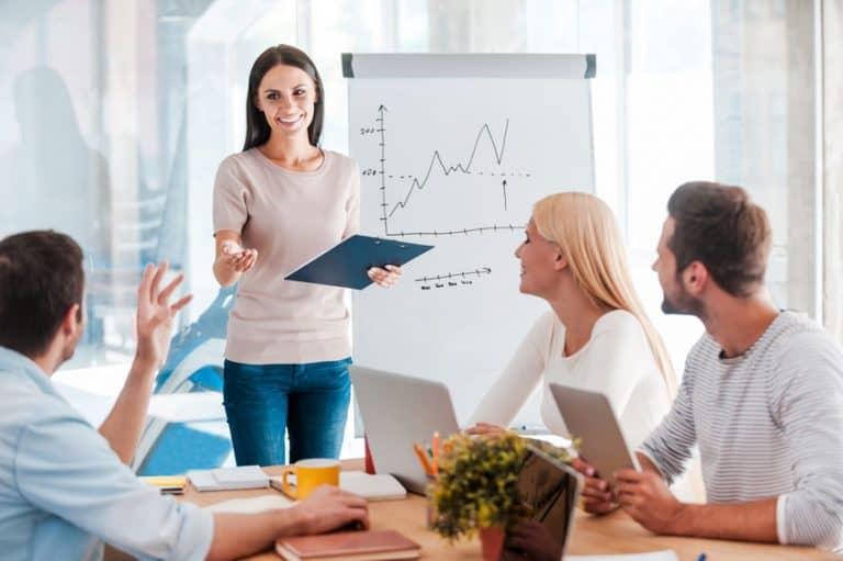 More interactive meetings