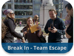 Break In Team Escape Room Team Building