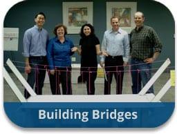 team building activities construction challenges building bridges