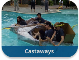 Castaways Boad Building and Racing Team Building