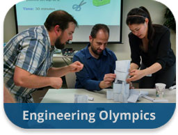 Engineering Olympics Team Building