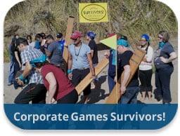 Corporate Games Survivors Team Building
