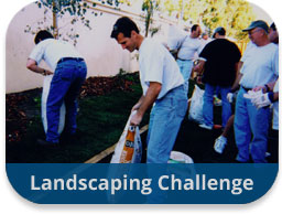 team building activities humanitarian and philanthropic events landscaping challenge