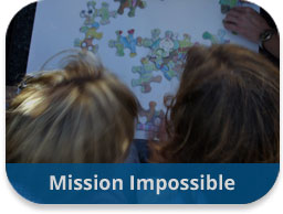 Mission Impossible Team Building