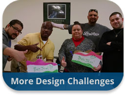 More Design Challenges Team Building