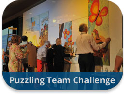 team building activities creative group problem solving the puzzling team challenge