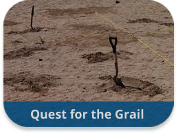 Quest for the Grail Team Building