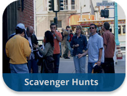 Scavenger Hunt Events and Activities