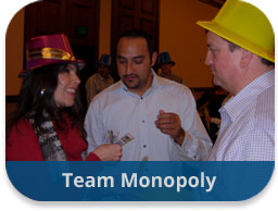 team building activities game shows board games team monopoly