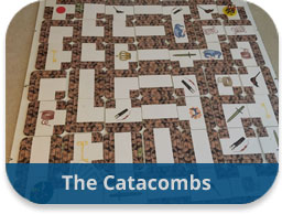 team building activities game shows board games the catacombs