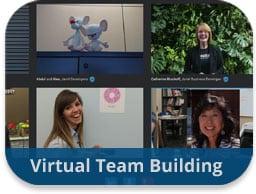 team building activities virtual team building